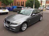 BMW 318d M-SPORT AUTOMATIC 2009 WOMAN OWNER