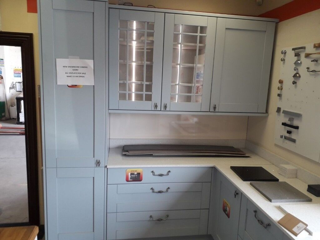 Groovy Reduced Beautiful Duck Egg Blue Kitchen Units Surplus To Requirement In Abingdon Oxfordshire Gumtree Beutiful Home Inspiration Xortanetmahrainfo