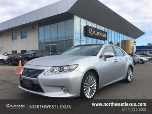2014 Lexus ES 350 TECHNOLOGY PACKAGE
