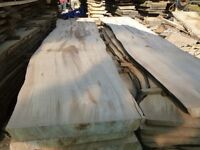 English elm boards/planks