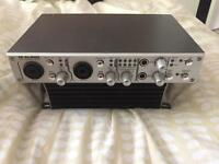 M-Audio FireWire 410. Good condition; one of the two FireWire ports does not work. No offers!