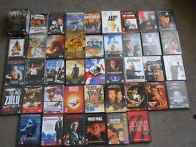 Dvd's...job lot(Top Titles)