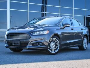 2016 Ford Fusion SE AWD  Leather Interior  Power Options