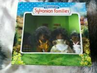 New sealed Sylvanian families hedgehog