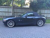 BMW Z4 2.5 LPG £30 = 300 miles