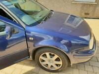 VW Golf 2.8 V6 4Motion