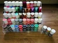 52 Models Own nail polish + stand