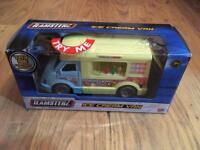 Collectable ice cream van - new