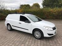 2007 Vauxhall Astravan 1.3 CDTi 16v Club Van SEPTEMBER 18 MOT, 2 KEYS, NO VAT (Astra Combo, Corsa)