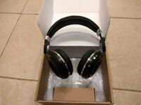 Blueio Turbine Hurricane Bluetooth headphones, brand new in box