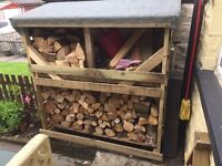 Seasoned firewood, Delivery up to 5mls included!