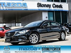 2014 Mazda MAZDA6 GX, 0.9% FIN, CRUISE, HEATED, 1 OWNER, KEYLESS
