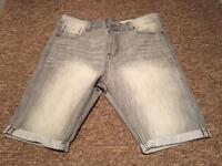 Men's shorts size uk 36