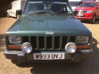 Jeep Grand Cherokee 2.5 diesel excellent con spares or repairs