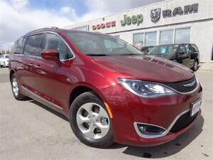 2017 Chrysler Pacifica Touring-L Plus-Bluetooth-High River Alber
