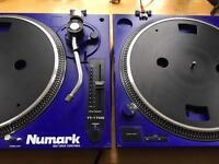 Numark turntables TT-1700 full working order perfect for beginners