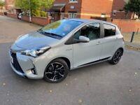 Toyota, YARIS, Hatchback, 2018, Other, 1497 (cc), 5 doors