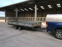 Trailer haulage and car transport (Service!!)