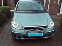 FOR SALE NICE MERCEDES A170 PETROL