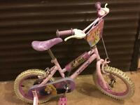 Disney Princesses Bike