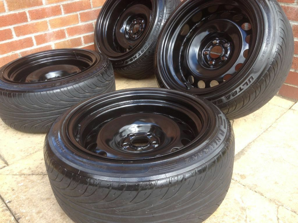 Banded Steel Wheels 16 Quot 5x100 In Fowey Cornwall Gumtree