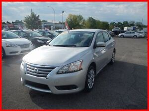 2014 Nissan Sentra S CERTIFIED/BEST DEAL