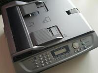 Brother printer scanner fax copier ink jet spares or repair.