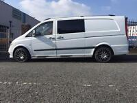 Mercedes vito 111 x long