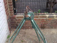 hilmor pipe bending tool mint condition £45 ovno