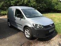 2012 Vw Caddy 1.6Tdi 102bhp 33,000 **NO VAT**