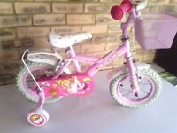 CHILDS APOLLO CUPCAKE BIKE