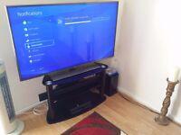 LG TV - 50 Inch, 3D, Full HD, Smart TV (model 50LB650V)