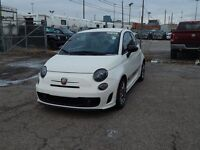 2015 Fiat 500 Abarth **BRAND NEW** ABARTH, BEATS AUDIO, ONLY $21
