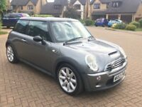 Mini Cooper S- Extremely low mileage, Mint, Grey
