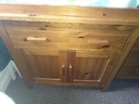 Mothercare Changing Unit & Chest Of Drawers