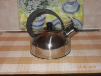 Whistling Kettle For Gas
