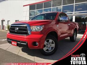 2013 Toyota Tundra Regular Cab 5.7L V8 4x4 with TRD Offroad Pack