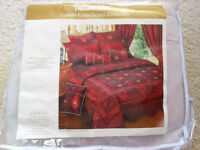 Luxury king size bed spread