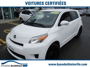 2014 Scion xD DÉMAR DISTANCE, A/C, MAGS, ÉCRAN ''TOUCH SCREEN''