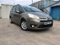 Citroen Grand C4 Picasso - 7 SEAT - 1.6 HDi 16v VTR+ 5dr