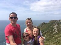 Au Pair wanted for friendly family with 2 children in Basingstoke