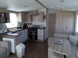 Luxury Caravan Cayton Bay Nov/Dec short breaks & EARLY BOOKING 2022