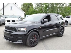 2018 Dodge Durango SRT Traction Intégral V-8 6.4 7 passagers