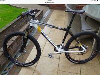 Rockrider BXC Hardtail mountain bike (Medium)