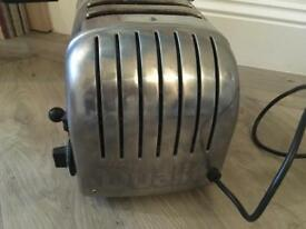 Dualit 2 + 1 combi toaster