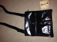 Danier Leather Black Purse