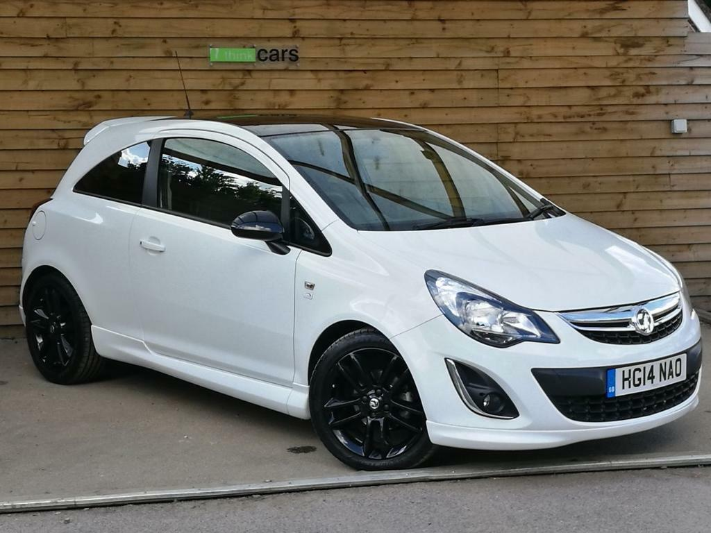 vauxhall corsa 1 2 limited edition 3dr one private owner. Black Bedroom Furniture Sets. Home Design Ideas