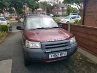 Land rover freelancer 2.0 td4