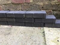 Block paving grey