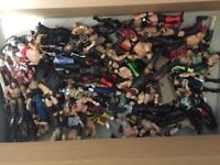 WWE figures out for sale